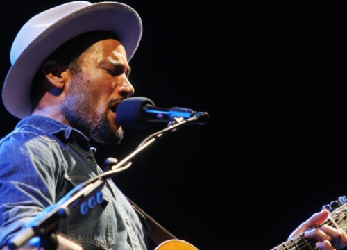 Ben Harper already played at the Cap Roig Festival in 2012 (by Festival de Cap Roig / ACN)