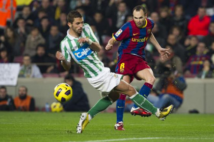 Barça will play the second round against Real Betis (by FC Barcelona)