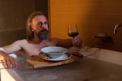 A caption from 'Borgman', which received the Best Movie Award (by Sitges Film Festival)