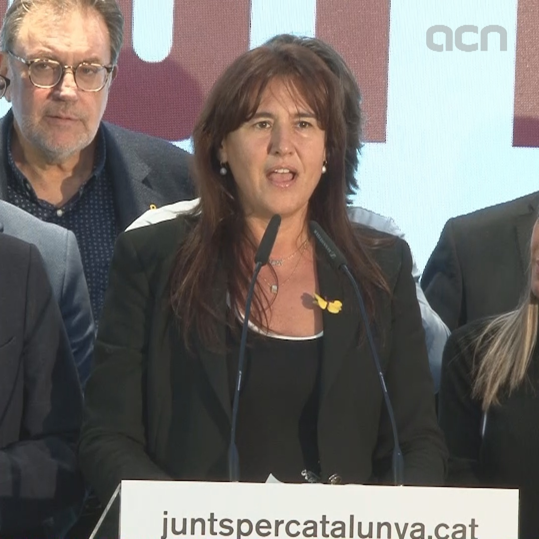 "JxCat: ""Pro-independence camp in better shape, Spain in worse"""