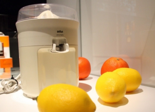 The famous MPZ-2 juicer from Braun (by ACN)
