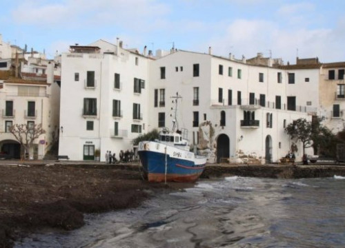 An image from Cadaqués' historical centre (by ACN)