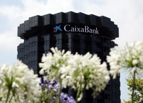 CaixaBank's headquarters in Barcelona (by ACN)