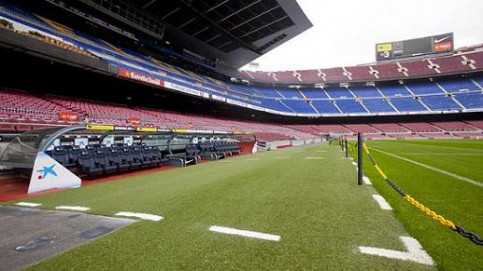 fc barcelona to build a covered stadium with 105 000 seats fc barcelona to build a covered stadium