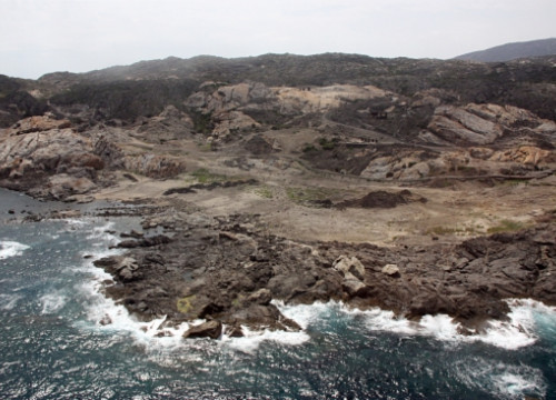 An image of the Cap de Creus natural park, in the northern part of the Costa Brava (by M. López)