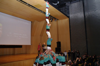 Presentation and screening of the documentary at Doc's Barcelona (by Castellers de Vilafranca)