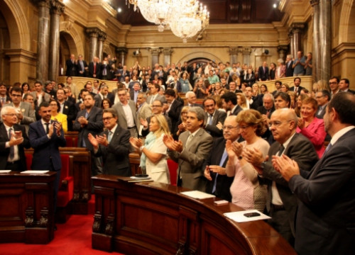 The Catalan Parliament welcomes the new Law on Consultation Votes (by ACN)