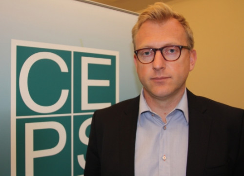 Steven Blockmans is the the Head of the EU Foreign Policy Unit of the Centre for European Policy Studies - CEPS (by A. Segura)