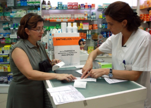 The drug prescription fee was in place between June 2012 and January 2013 (by E. Rosanas)
