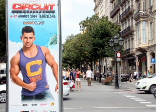 The Circuit Festival will take place in Barcelona from the 6th to the 17th of August (by B. Fuentes)