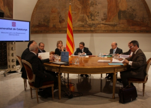The second high-level meeting to improve the fight against corruption and fraud (by P. Cortina)