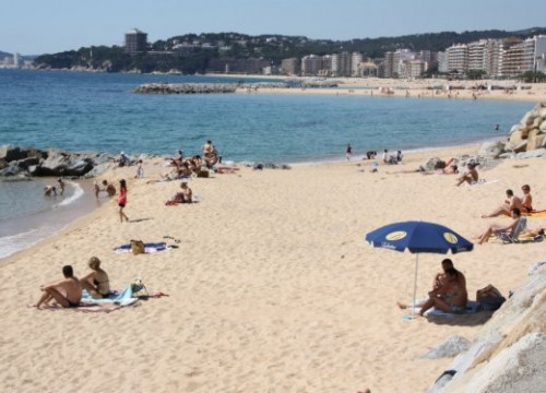 The Costa Brava is Catalonia's second mots recognised tourist destination among foreigners (by T. Tapia)