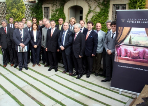 The presentation took place at the 3 Michelin Star restaurant El Celler de Can Roca (by T. Tàpia)