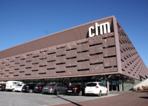 The CTM's headquarters in Manresa (by ACN)
