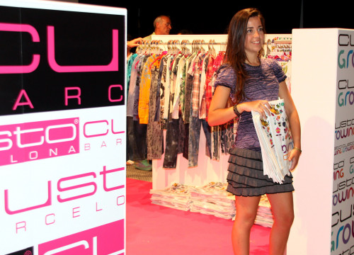 Custo Barcelona will be one of the brands that already participated in the last edition and will repeat now (by A. Recolons)