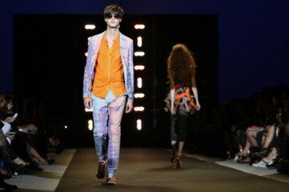 2011 Summer Collection from Custo Barcelona, presented in New York