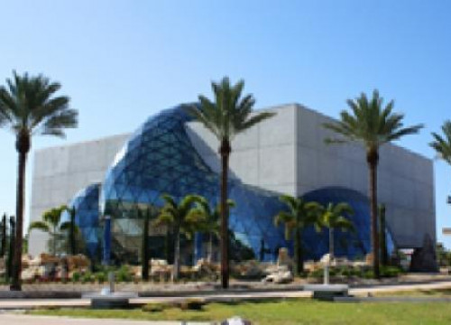 The new museum about Salvador Dalí in the United States