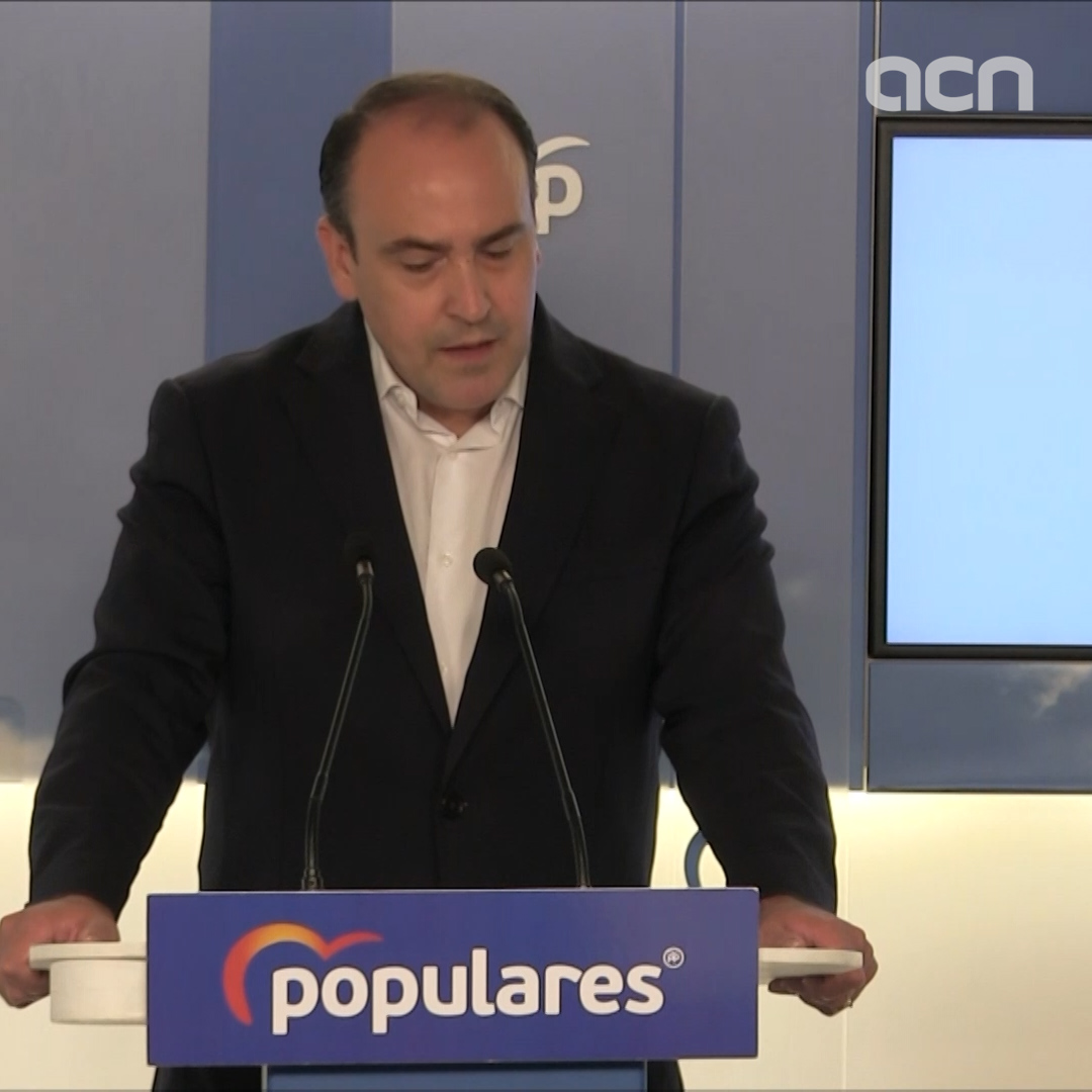 Catalan People's Party calls for election and end of populism