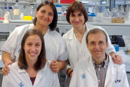 The Catalan team behind the vaccine (by ACN)