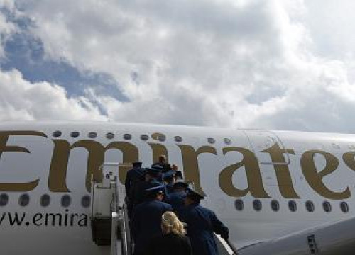 Emirates to link Barcelona and Dubai with a daily flight (by Thomas Peter / Reuters)