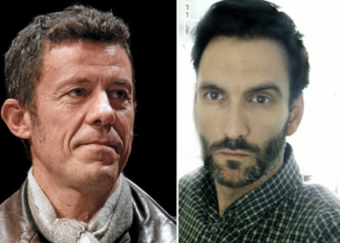 Javier Espinosa (left) and Ricard Garcia (right) have been kidnapped in Syria (by El Mundo / ACN)