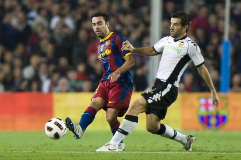 Xavi will not play in the next match (by FC Barcelona)