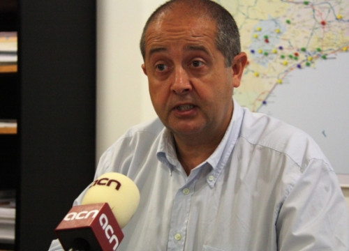 Felip Puig, the new Minister for Home Affairs (by ACN)