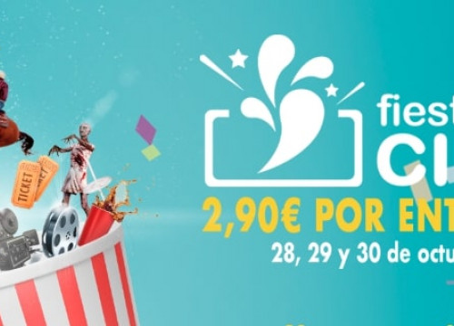 Festival of Cinema 2019 with tickets for €2.90 (by Festival of Cinema)