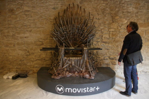 The Iron Throne (by ACN)