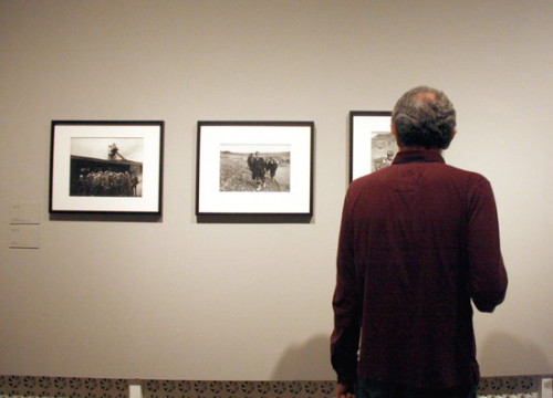 The Fundación MAPFRE in Barcelona hosts the 'Bruce Davidson' exhibition (by ACN)