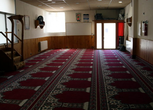 Muslim community center in the Catalan town of Ripoll (by Gemma Tubert)