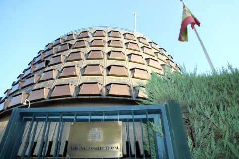 Spanish Constitutional Court in Madrid (by ACN)