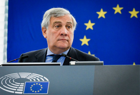 Preident of the European Chamber, Antonio Tajani. (Photo: European Parliament)