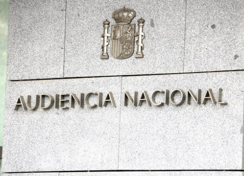 Spain's national court in Madrid (by ACN)