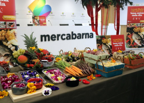Wholesale providers Mercabarna posted record sales figures in 2018