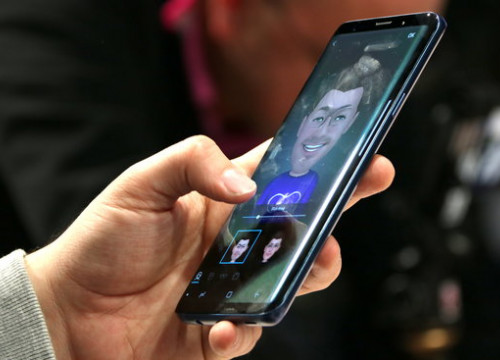 Samsung Galaxy S9 was presented at the Mobile World Congress in Barcelona (by Andrea Zamorano)