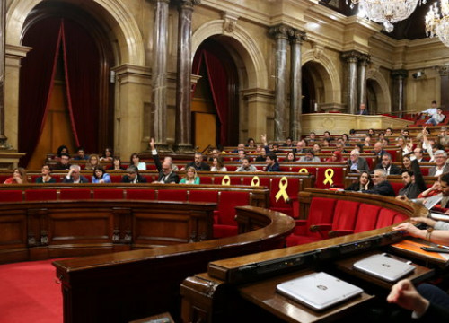 Catalan parliament (by ACN)