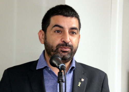 Minister of Work, Social Affairs and Family, Chakir el Homrani, on July 13 (ACN)