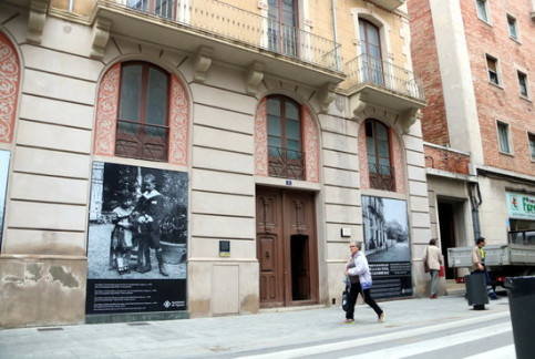 The birthplace of Salvador Dalí in Figueres (by ACN)