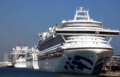 Port Barcelona has seen a 2.1% increase on cruisers this year (Lluís Sibils)
