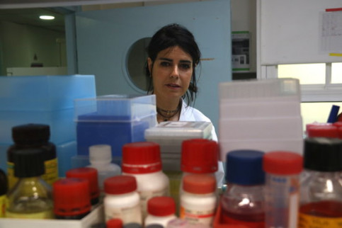 Marisol Ruiz-Meana, the head of the Vall d'Hebron study (by Elisenda Rosanas)