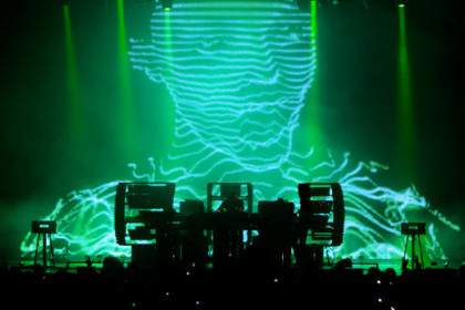 The Chemical Brothers during their performance at Sónar 2010 (by Sónar)