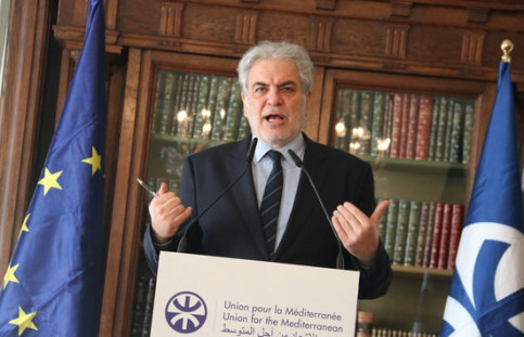 The European Commissioner for Humanitarian Aid and Crisis Management, Chrystos Stylianides (by ACN)