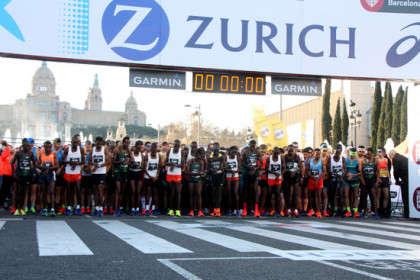 The Barcelona Marathon takes place on March 11 (by Cristina Buisan)