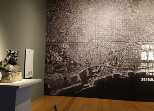 'Barcelona, the city of artistic miracles' - A new exhibition in Nagasaki, Japan on the city