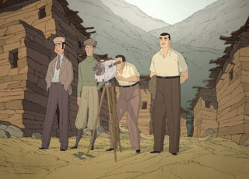 'Buñuel in the labyrinth of the turtles' wins European Animated Feature Film 2019 (by The Glow Animation Studio)