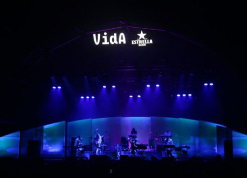 Hot Chip at Vida Festival 2019 (by Violeta Gumà)