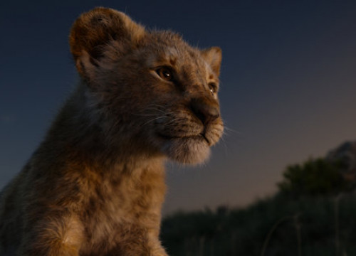 Still from the film 'The Lion King' (The Walt Disney Company Spain)
