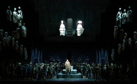 Image of Puccini's 'Turandot', performed in Tokyo's New National Theater, on July 23, 2019 (by Pau Cortina)