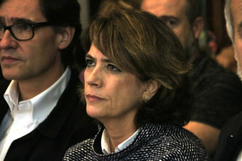 Dolores Delgado, moves closer to be Spain's Attorney General (by Sílvia Jardí)